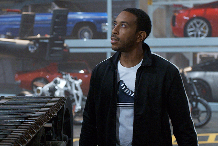 Image Still of Ludacris From Fate Of The Furious