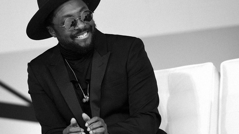 will.i.am during the 4th Annual Fashion Tech Forum Conference, held at 3 Labs in Culver City, California, Friday, October 6, 2017.